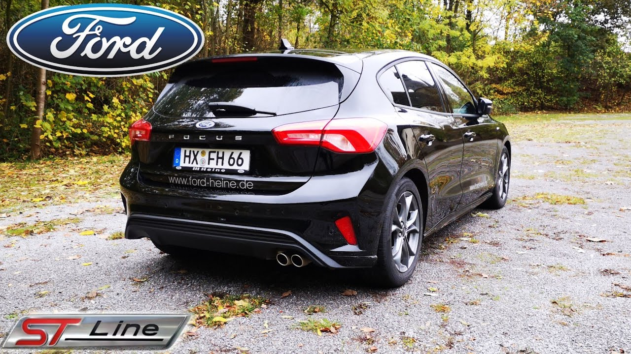Review 2019 Ford Focus St Line 1 5 Ecoblue 120 Ps