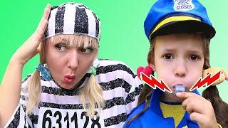 Police song | 동요와 아이 노래  어린이 교육 | Ulya Liveshow