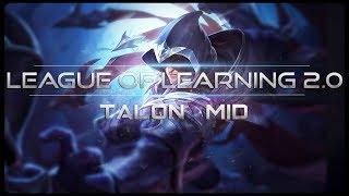 [ITA-GUIDA] TALON VS MALZAHAR - TALON MID - League Of Legends