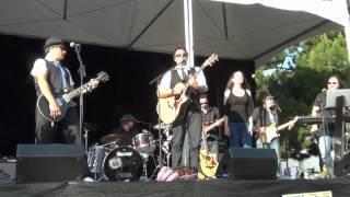 "Steven Ybarra ""No More Lonely Days"" 2012 Art Walk Little Italy, San Diego"
