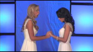 Miss New Jersey Teen USA 2013 Crowning Moments  4 Star Productions