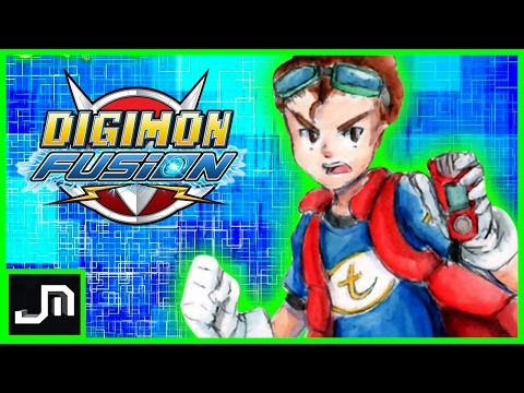 Digimon Fusion Opening Cover [TEASER]   MasakoX/J-Mi & Midi-D