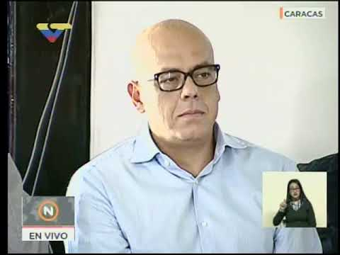 Maduro nombra nuevo ministro de Cultura a Ernesto Villegas, Jorge Rodríguez irá al Minci