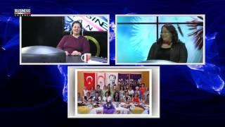 Çağla Necat'ın Konuğu Access Bars Eğitmeni Türkan Gökberk