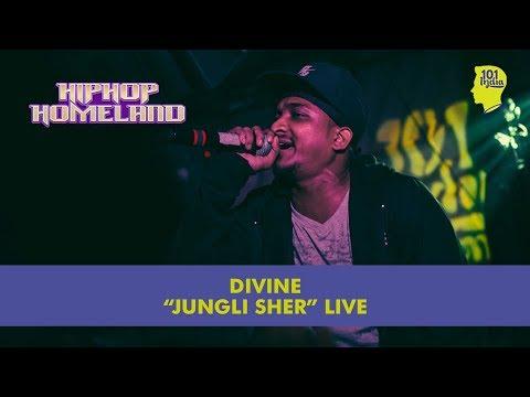 Jungli Sher (LIVE): Divine | Live at Hip...