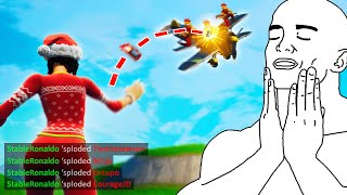 Fortnite Most SATISFYING Moments! #2