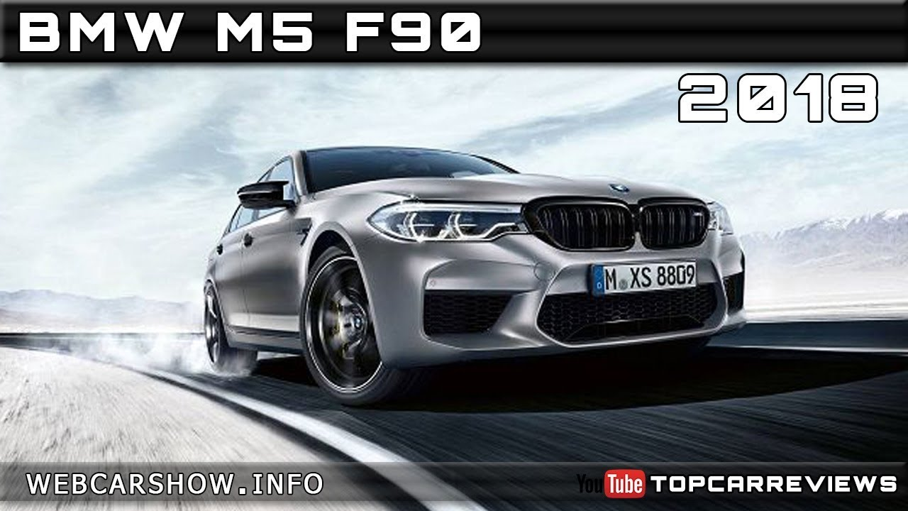 2018 bmw m5 f90 review rendered price specs release date youtube. Black Bedroom Furniture Sets. Home Design Ideas