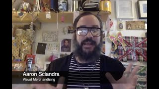 Aaron Sciandra: Virtual Career Day Interview for the HS of Fashion Industries