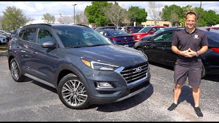 Is the 2020 Hyundai Tucson Ultimate the BEST compact SUV to BUY?