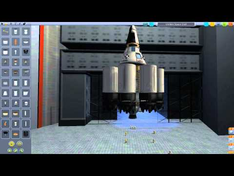 Kerbal Space Program - Expert Rocketry With Bass