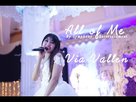 Via Vallen - All Of Me (Symphony Entertainment Surabaya)