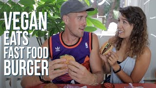 Vegan Eats Fast Food for First Time in 10 YEARS