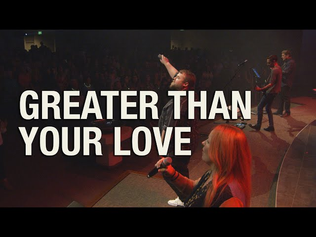 Greater Than Your Love | Nativity Music | Night of Worship