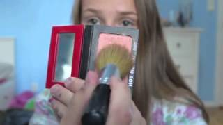 Picture Day Makeup ♡   Karoline   YouTube Thumbnail