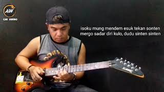 Download Dalan Liyane - Hendra Kumbara Cover Gitar by Cak Awing