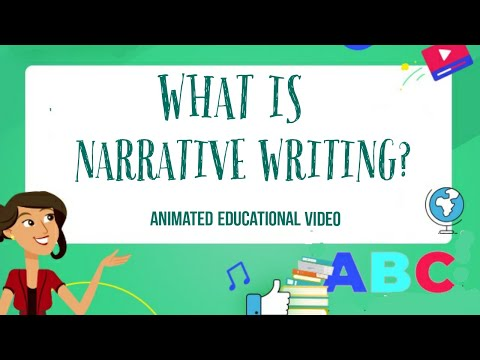 What is Narrative Writing? | Structure of Narrative Writing
