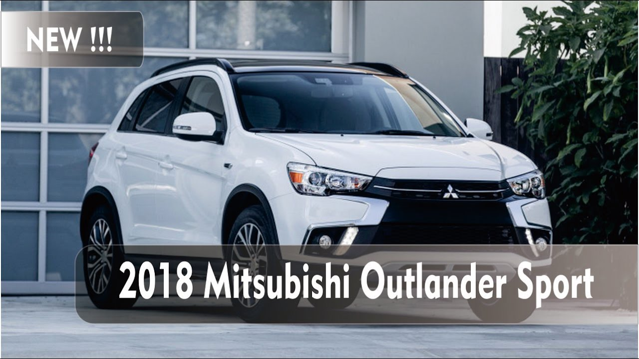 2018 mitsubishi rvr gt. beautiful 2018 2018 mitsubishi outlander sport gets a mild makeover with mitsubishi rvr gt