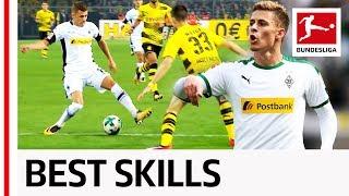 Thorgan Hazard - Top 5 Skills