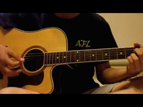 Rascal Flatts - What Hurts The Most, Guitar Cover - YouTube