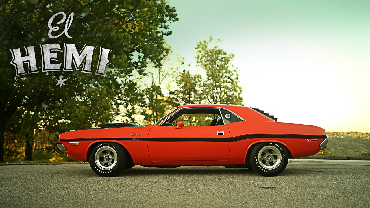 This Dodge Hemi Challenger R/T Is One Family\'s Surviving Muscle Car ...
