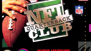 (EPISODE 1,093) RETRO GAMING: NFL QUARTERBACK CLUB (SNES) JUNE 14, 1994