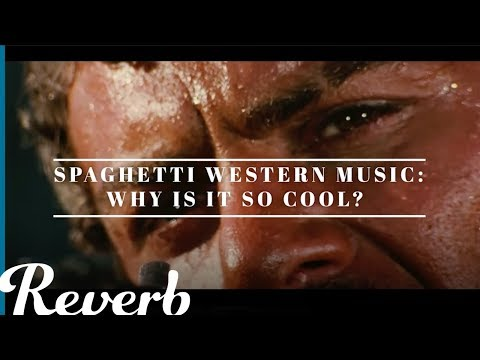 The Man Cave - Why is Spaghetti Western Music So Cool?