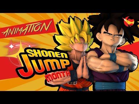 Gohan Shill Even More Dai Merch ft Goku | Shonen Jump Month