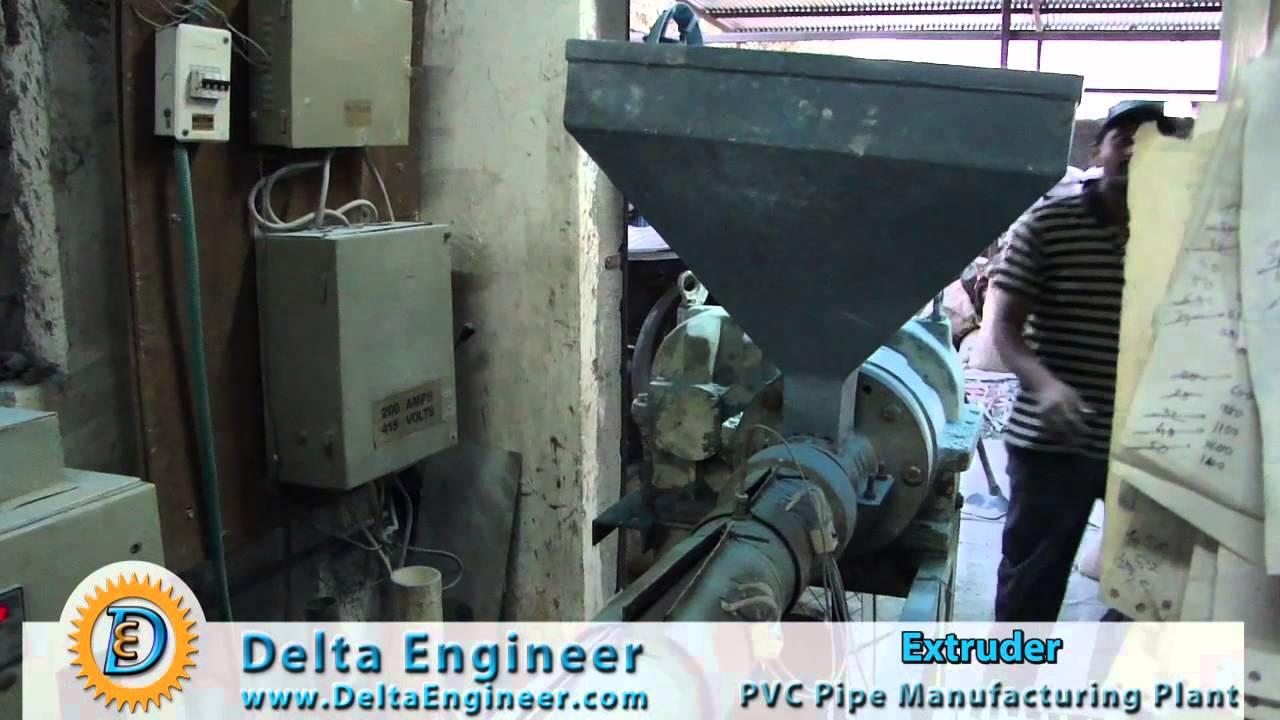 PVC Pipe Manufacturing Plant | Doovi