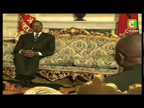 President Bingu wa Mutharika is Dead