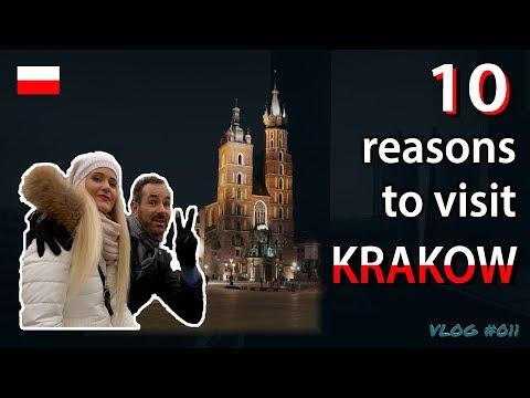 10 reasons to visit KRAKOW (top 10)