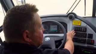 TEMSA TS 35 Driver Orientation Video