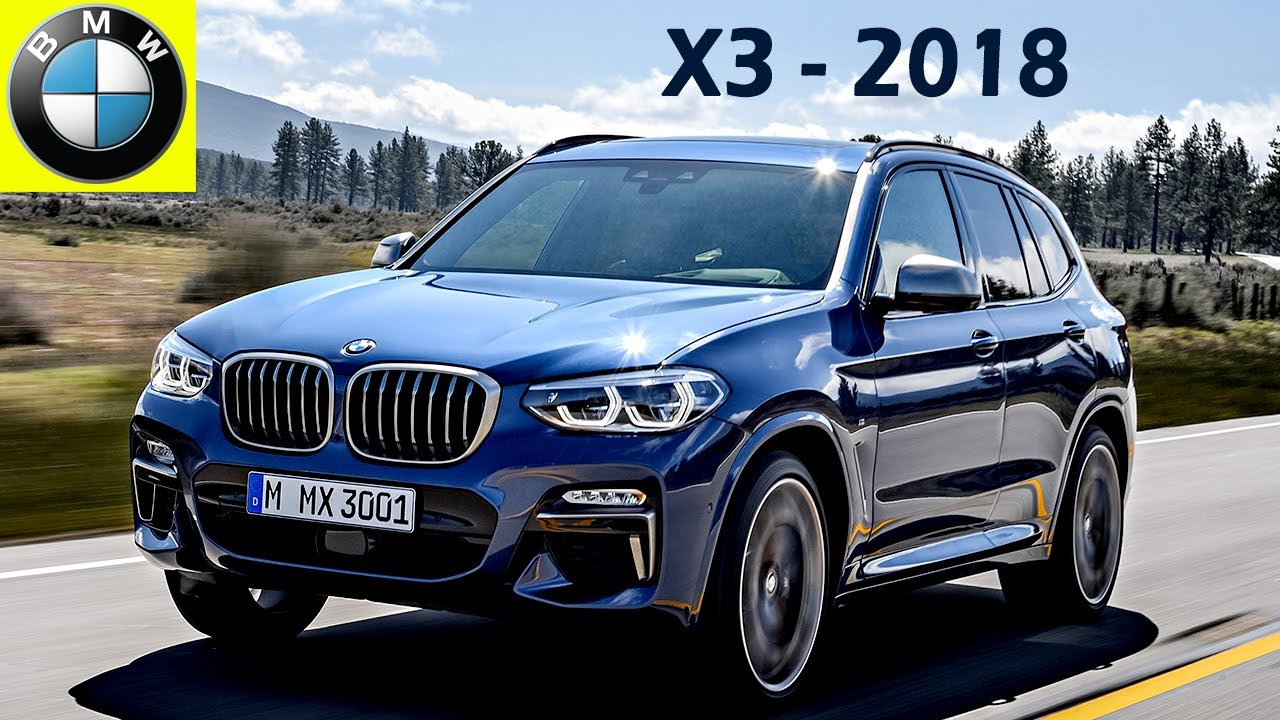 bmw x3 2018 3rd gen full details explained price features specifications youtube. Black Bedroom Furniture Sets. Home Design Ideas