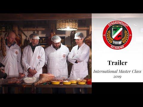 Trailer International Master Class