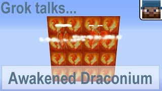 Minecraft Talk 24 - Automating Awakened Draconium Blocks (Modded 1.7.10)