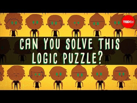 Thumbnail: The famously difficult green-eyed logic puzzle - Alex Gendler