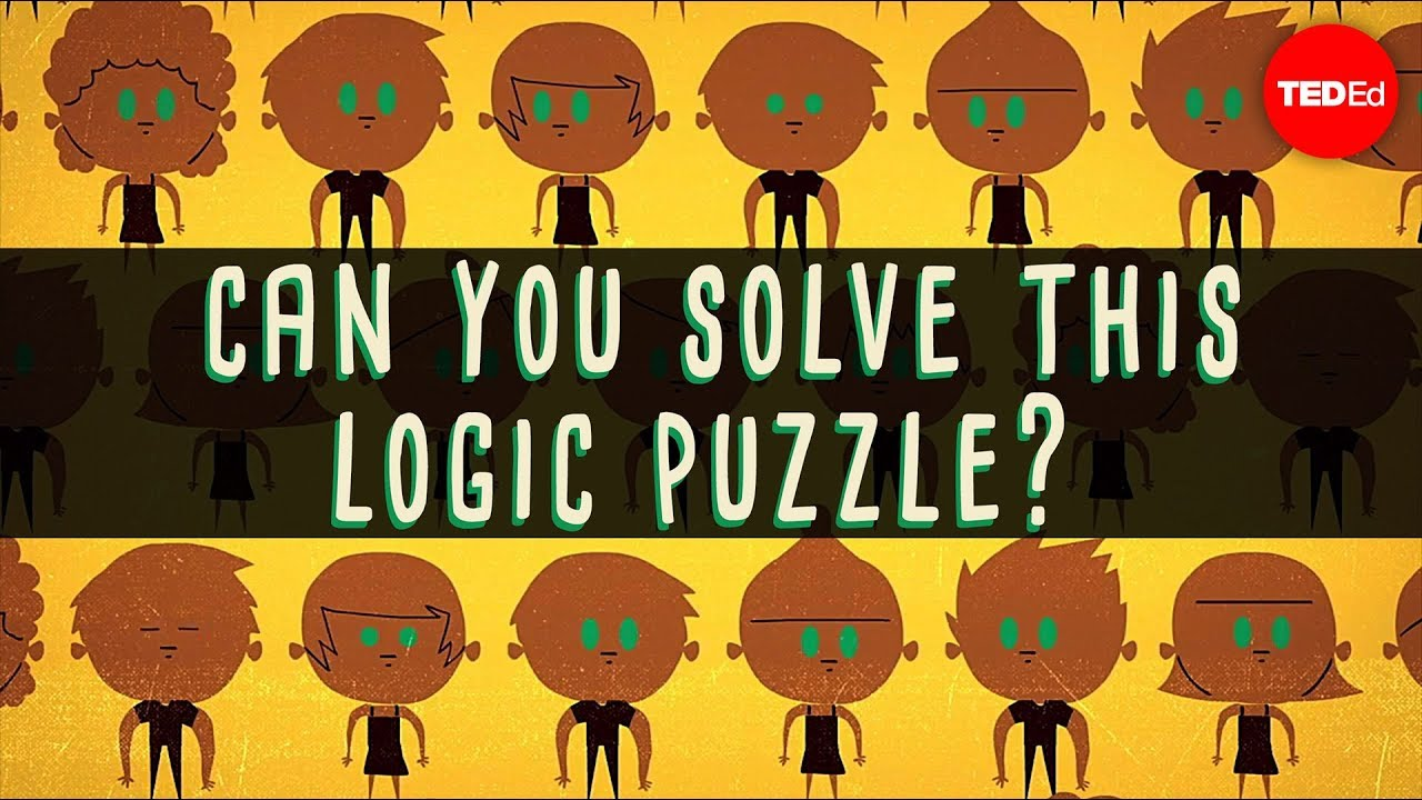 can you solve the famously difficult green eyed logic puzzle alex
