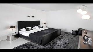 Черно-белая спальня (30 фото)(, 2015-06-28T13:06:57.000Z)