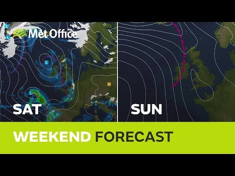 Weekend weather – Will it stay cold? 17/01/19