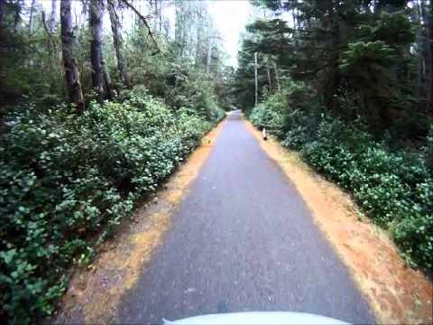 Oregon Coast Bike Trails Part 1