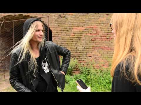 Kampfar interview at Brutal Assault 2012