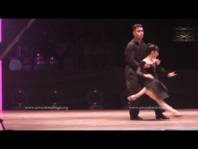 Final Escenario, Ronda 4 Mundial de Tango 2021, baile de tango