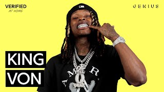 "King Von ""How It Go"" Official Lyrics & Meaning 