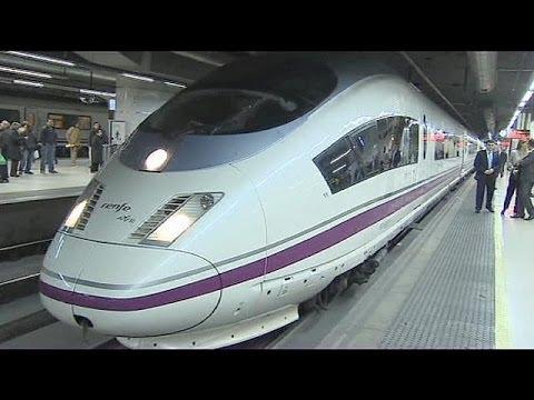 España y Francia están hoy mucho más cerca gracias a la alta velocidad