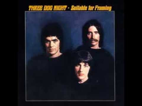 Three Dog Night - Lady Samantha (Suitable For Framing 1969)
