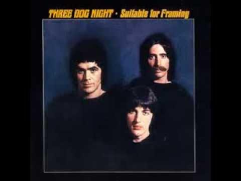 Three Dog Night - Lady Samantha (Suitable For Framing 1969)