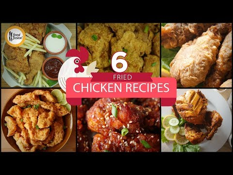 6 Fried Chicken Recipes By Food Fusion (Ramzan Special Recipes)