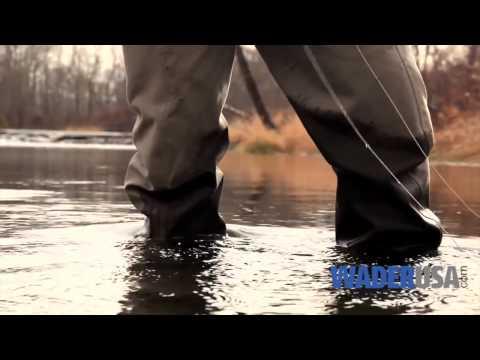 Simms Fishing Waders & GORE-TEX™ Review - WaderUSA.com