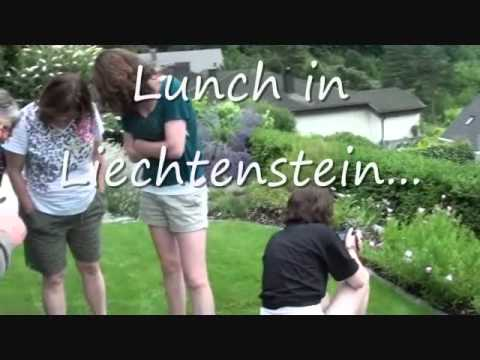 A Day in Switzerland, Liechtenstein and France (2011)