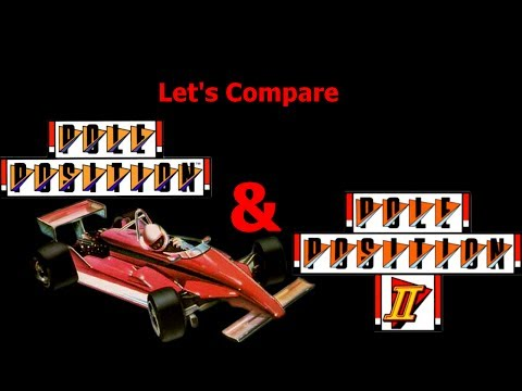 Let's Compare  Pole Position 1 and 2 HD