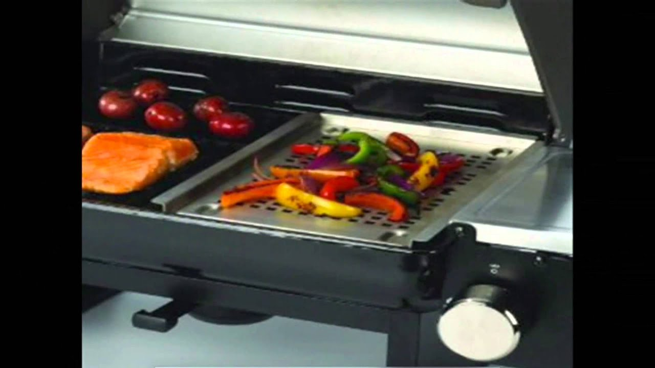 Best Small Portable Propane Gas Grill Cuisinart Tabletop